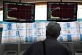 Emerging markets in Asia took a hit after the US-China trade war escalated last week. Photo: AFP