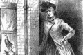 An illustration of Mary Jane Kelly (circa 1888), one of the women murdered by Jack the Ripper. Illustration: Alamy