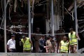 More than 200 people were killed in a series of bomb blasts in Sri Lanka on Easter Sunday. Photo: Reuters