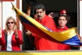 Much as Donald Trump makes use of Americans' belief that they are exploited by other countries, Venezuela's President Nicolas Maduro capitalises on fears of American intervention. Photo: Handout via Reuters