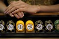 Friday's robbery was not the first theft of gaming chips in the former Portuguese colony this year. Photo: Reuters