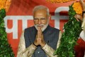 Indian PM Narendra Modi's party secured 37 per cent of the vote. Photo: Reuters