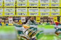 Food prices jumped 6.1 per cent in April due to higher pork and fruit prices, with pork price increases accelerating to 14.4 per cent from 5.1 per cent in March. Photo: Reuters