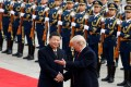 A negotiated resolution to the US-China trade war may happen when Presidents Xi Jinping and Donald Trump meet at the end of June. Photo: Reuters