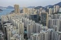Aerial view of residential properties in Tai Koo. Secondary home prices are on the rise in Hong Kong. Photo: Winson Wong