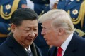 Chinese President Xi Jinping (left) and US President Donald Trump are expected to meet on the sidelines of next month's G20 summit, but can they resolve their trade differences? Photo: AP