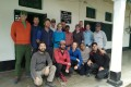 The climbing team before they left for Nanda Devi. Photo: Handout