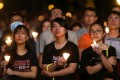 Young and old attended the vigil in their tens of thousands. Photo: Winson Wong