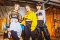 The three-member K-pop girl group, 3YE, featuring (from left) Ha-eun, Yuji and Yurim, released its debut single, Do Ma Thang, Photo: Fortune Entertainment