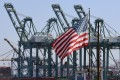 The Port of Long Beach in California. US and Chinese tariffs will drive up 'the price to the end consumer', Nanosys president and chief executive Jason Hartlove said. Photo: AFP