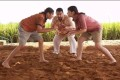 Aamir Khan, Zaira Wasim and Suhani Bhatnagar in Dangal. Photo: Walt Disney Studios