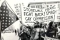 The Stonewall Riots in 1969, triggered by a police raid on a New York bar, the Stonewall Inn, where homosexuals drank, marked the birth of the gay rights movement. June's Pride month marks the 50th anniversary of the protests.