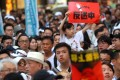 More than 1 million protesters of all ages showed up to voice opposition to the extradition bill, in Hong Kong on June 9. Edmond So