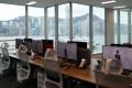 Atlaspace, Atlas' co-working space in Hong Kong. Photo: Winson Wong