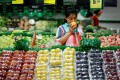 Fresh fruit prices rose to a record high of 26.7 per cent compared to a year ago, accelerating from the 14.8 per cent gain registered in April. Photo: Reuters