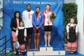 Another day, another medal for Hong Kong's Siobhan Haughey at the Mare Nostrum series. Photos: Handout