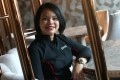 """Thai chef Bongkoch """"Bee"""" Satongun in Hong Kong. She and her Australian husband are on a mission to identify and present authentic dishes from around Thailand. Picture: David Wong"""