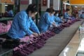 Southeast Asian economies have stepped in to fill the gap that resulted from China's decreased footwear exports to the US since the trade war started. Photo: AFP
