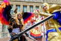 Cosplayers attend Japan Day in Düsseldorf, Germany, in May. Photo: EPA-EFE