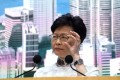 Chief Executive Carrie Lam belatedly apologised some six hours after the march started on Sunday. Photo: K.Y. Cheng