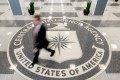 The reception of the CIA's headquarters in Langley, Virginia. File photo: Reuters