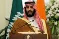 Saudi Arabia's Crown Prince Mohammed bin Salman. Photo: Reuters