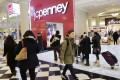 JC Penney said it is concerned that US President Donald Trump's proposed tariffs will 'disproportionately hits women's and girls' apparel'. Photo: AP