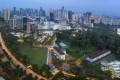 Singapore city skyline. Photo: Shutterstock