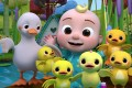 YouTube's most viewed channel in the United States is Cocomelon, a show aimed at toddlers.