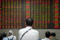The Hang Seng Index is up 12 per cent this year compared to the 20 per cent gains in the Shanghai Composite Index. Photo: Reuters
