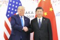 US President Donald Trump and Chinese President Xi Jinping meet on June 29 while attending the G20 summit in Osaka, Japan. The US-China trade relationship has crossed the Rubicon and, irrespective of any short-term trade deal that might be reached, it will not revert to the status quo. Photo: Xinhua