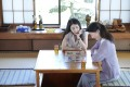Chieko Matsubara (right) and Yuko Takeuchi play mother and daughter in A Long Goodbye (category I; Japanese and English), directed by Ryota Nakano and also starring Yu Aoi and Tsutomu Yamazaki.