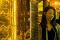 Bai Baihe in a still from A City Called Macau (category IIA; Mandarin, Cantonese), directed by Li Shaohong. Wu Gangand Huang Jue co-star.