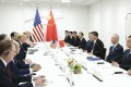 Chinese President Xi Jinping and US President Donald Trump met in Osaka, Japan, during the G20 summit. Photo: Xinhua