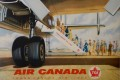 An Air Canada poster from 1969.