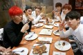 One of the top 10 destinations for BTS fans. The band have been eating at Yujeong restaurant in Gangnam since they were trainees.