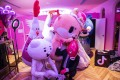 A TikTok party in Tokyo in February 2019. Photo: Bloomberg
