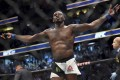 Jon Jones is arguably the greatest MMA fighter of all-time, but how tarnished is his image? Photo: AP