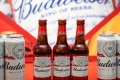 Budweiser Brewing, the Asian unit of beer giant Anheuser-Busch InBev, aims to raise up to US$9.8 billion with its Hong Kong listing. Photo: Bloomberg