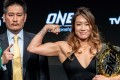 Angela Lee (right) is back in action. Photos: One Championship