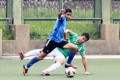 Jahangir Khan in action for former club Metro-Gallery in the First Division. Photos: Chan Kin-wa