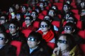 IMAX China has plans to roll out as many as 90 cinema this year, even as the broad Chinese cinema market recorded its first drop in first-half income in nine years. Photo: AFP