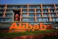Alibaba's headquarters in Hangzhou, Zhejiang province. Photo: Reuters