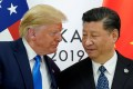 US President Donald Trump and President Xi Jinping agreed a trade war truce at the G20 summit in Osaka at the end of June. Photo: Reuters