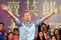 Han Kuo-yu, the polarising populist mayor of Kaohsiung, the largest city in southern Taiwan. Photo: Reuters
