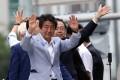 Japanese Prime Minister Shinzo Abe. Photo: Bloomberg