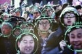 The use of facial recognition technology has flourished and become a part of daily life in China. Photo: Reuters