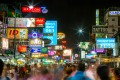 Bangkok's infamous Khao San Road is getting a US$1.6 million makeover. Photo: Shutterstock