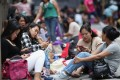 The new system promises to benefit Filipino domestic workers in Hong Kong, according to its developer. Photo: Edward Wong