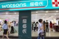 Watsons is one of the most instantly recognisable brands in Hong Kong, with a shop on just about every street. Photo: May Tse